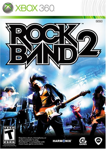 Rock Band 2 Video game